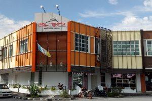 Bangunan Politeknik Metro Tasek Gelugor, Pulau Pinang.